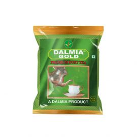 Dalmia Gold Dust Tea 250 GM with Poly Pack