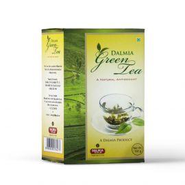 Dalmia Gold Green Tea 100 GM with Paper Box